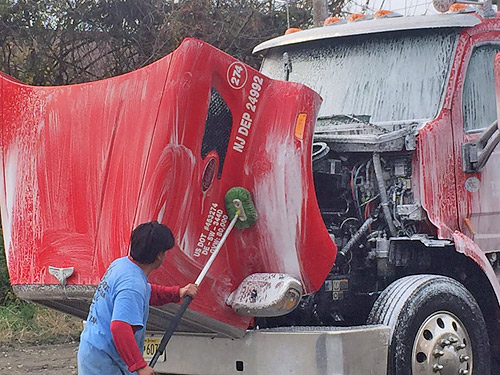 Truck & Tractor Trailer Cleaning in South Jersey